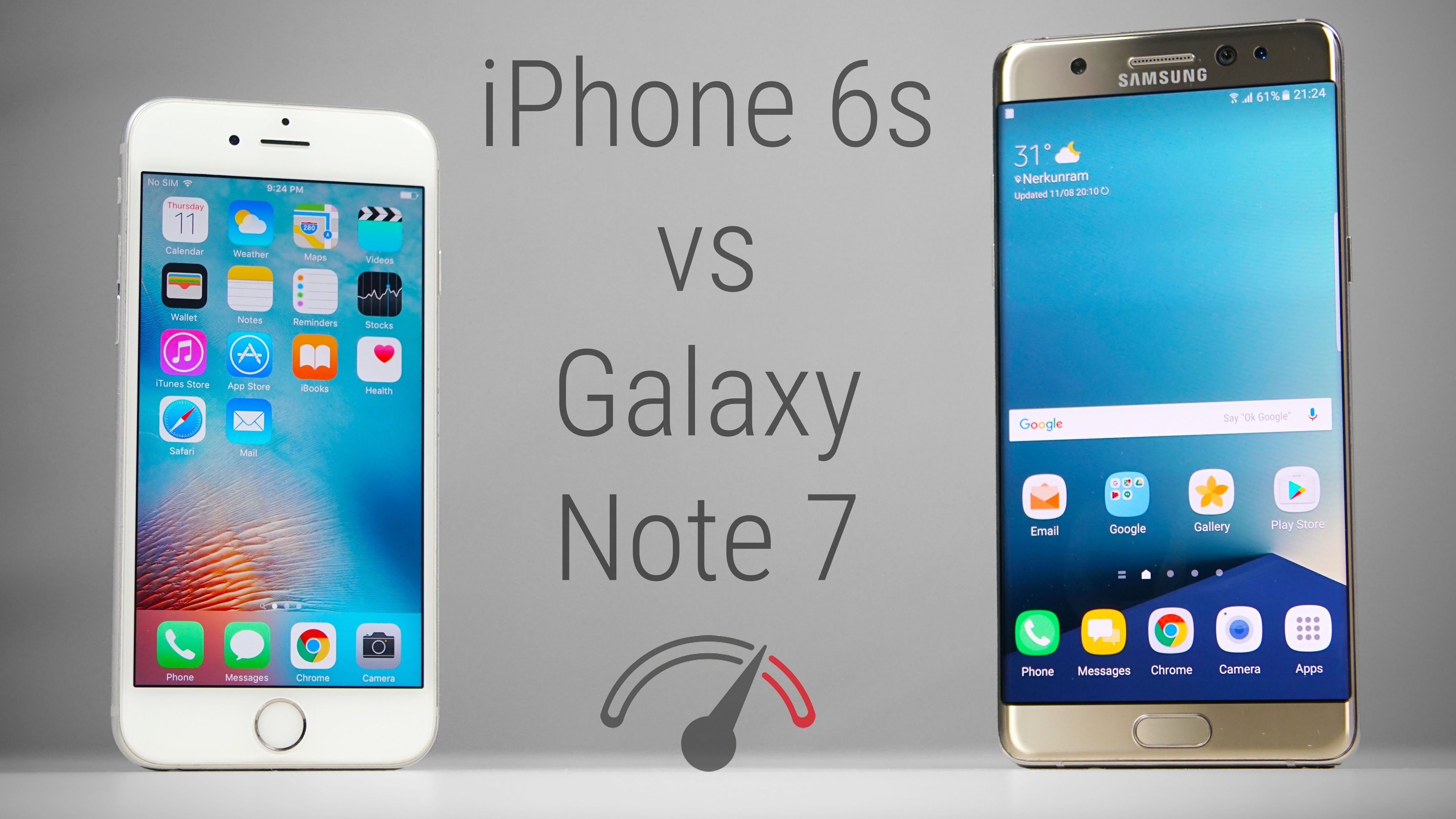 iphone6s vs note7 speed test rychlost porovnanie - ApplePortal.sk d6bc69273ce