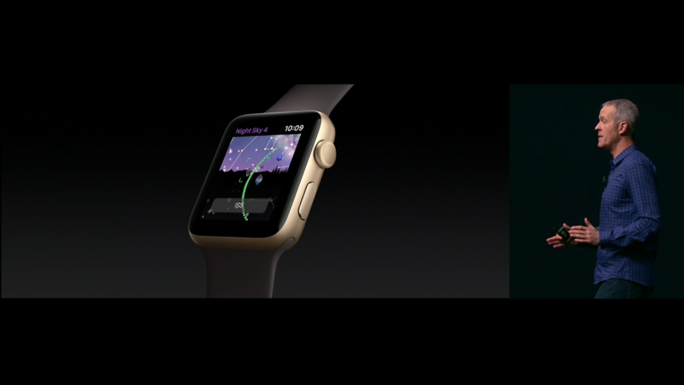Apple Watch 2 2016 keynote