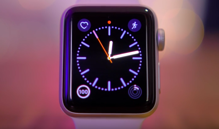 Displej Apple Watch Series 2