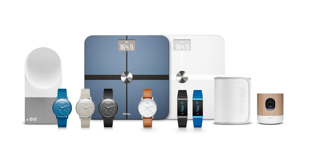 nokia withings apple soud