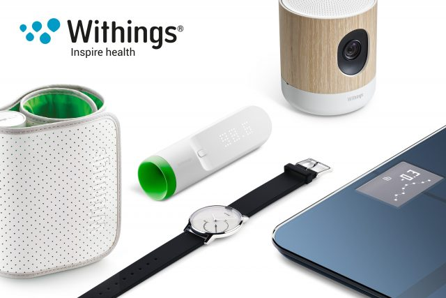 Apple stahuje produkty Withings